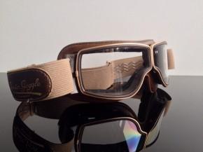 MOTORRADBRILLE Brille goggles AVIATOR, auch f. BRILLENTRÄGER