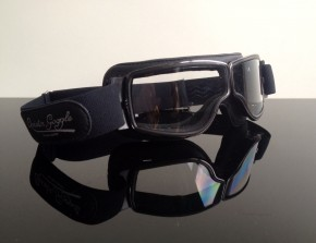 "Goggles ""AVIATOR"", also suitable for optical or sun glasses"
