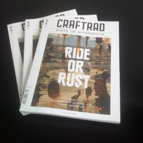 CRAFTRAD Magazine, Number 4