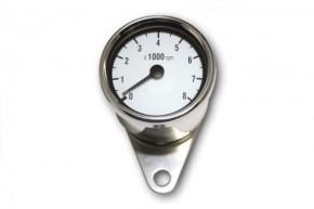 Drehzahlmesser 60mm, elektrisch, bis 8.000 RPM