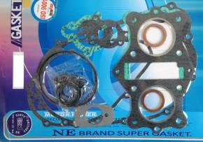 Complete engine gasket set, Kawasaki Z 400