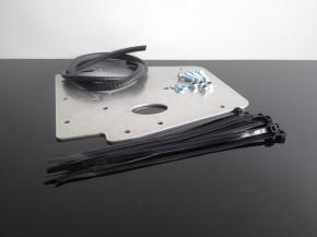 ELEKTRIKPLATTE für freies Rahmendreieck, YAMAHA SR 400 500 SR500