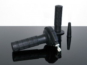 TOMMASELLI throttle control / twist grip, heavy duty.