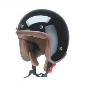 Helm JETHELM Classic, mit ECE, schwarz, Größe S
