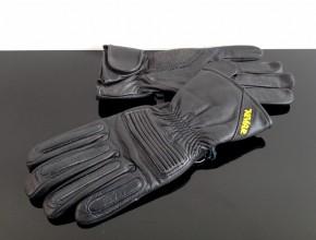 Kevlar Sommer-HANDSCHUHE - Größe M/S (8) schwarz