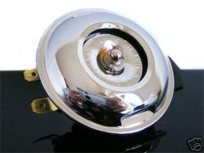 Mini-HUPE, chrom, 6V