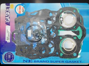 Complete gasket set Honda CB500T 75-76