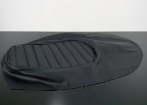 Sitzbankbezug mit Polsterung, schwarz Eigenbau oder Reparatur T/P Sitzbänke