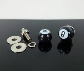 8-Ball Schrauben Paar