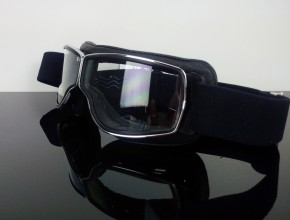 "Motorcycle Goggles""AVIATOR"" for spectacle wearer"