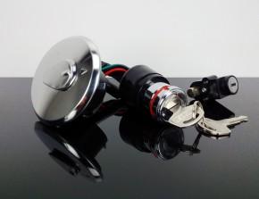 TANKDECKEL, inkl. 2 Schlüssel, Zündschloss und Lenkerschloss