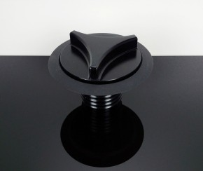 "Tank FUEL CAP ""Propeller"" with adapter for BMW ""R""-modells"