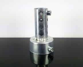 Universal AUSPUFFDÄMPFER / dB-Eater, kurz, 42mm