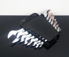 Doppel-Maulschlüssel-Satz, 6x7 - 19x22 mm, 7-tlg.