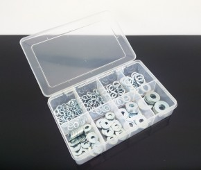 Washer assortment 250 pc.