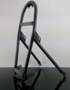 HECKRAHMEN, BMW Duoshock 2-Ventiler, unlackiert