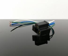 Lampensockel H4 / Bilux P45T