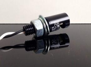 LED-Kennzeichenbeleuchtung, LAMPE, schwarz