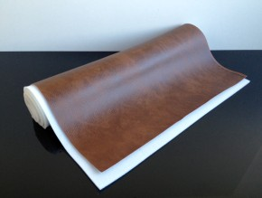 "Artificial LEATHER ""Vintage-Style"" for motorcycle seats"