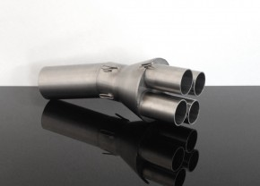Downpipe-ADAPTOR, 4in1 f. BMW K100