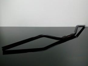 LENKER pulverbeschichtet schwarz
