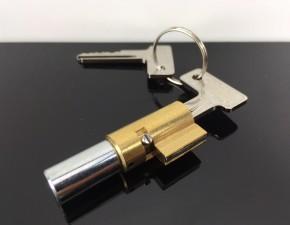 Steering lock - Universal (amerik. Twins)