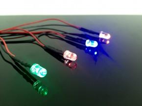 LED KONTROLLEUCHTEN Set