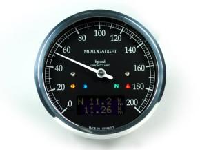 Tacho MOTOGADGET motoscope CHRONOCLASSIC