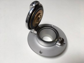 "2,5"" MONZA KIT, fuel cap with adapter, BMW K-models"