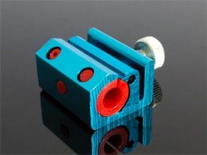 BOWDENZUGÖLER aus Aluminium/ Clamp cable oiler
