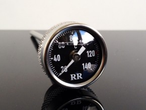 """RR""-Oil temp. gauge for Yamaha SR500 / SR 500"