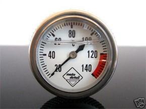 ÖLTHERMOMETER DR350, Moto Guzzi LE MANS 2, 3, 4, 5, V7 u.v.a.