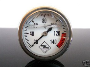 Oil temperature gauge TRIUMPH Thunderird, LEGEND, Trophy