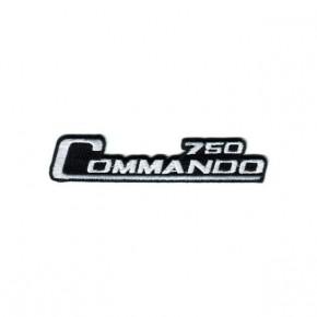 "NORTON ""Commando 750"" AUFNÄHER"