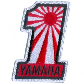 """#1 Yamaha"" PATCH"