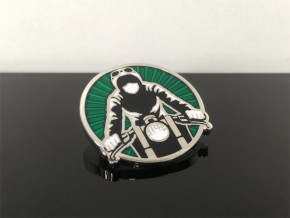 Cafe-Racer PIN / Badge