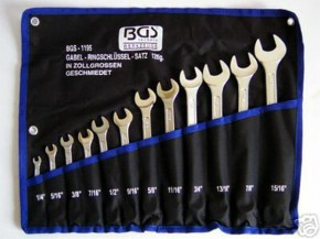Combination spanner set, HARLEY DAVIDSON, Buell