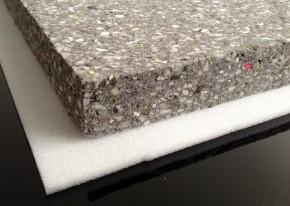 SITZBANK-Schaumstoff 3cm + Kaschierschaum