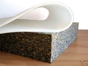 SITZBANK-Schaumstoff 8cm + Kaschierschaum