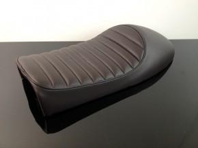 Cafe-Racer SEAT, universal, darkbrown