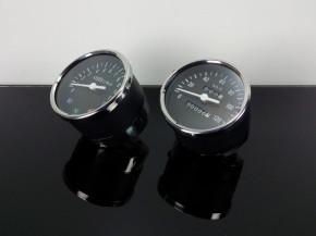 Tachometer & Speedo