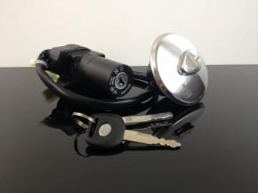 Tankdeckel, inkl. 2 Schlüssel und Zündschloss