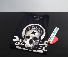 """T-Shirt """"Yorrick"""" von Deus Ex Machina, Gr. L"""