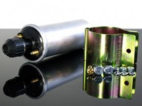 Zündspule/IGNITION COIL 6V UNIVERSAL 1+2 Zylinder, ähnlich LUCAS