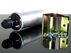 Zündspule 6V UNIVERSAL 1+2 Zylinder, ähnlich LUCAS