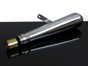 Megaphon-AUSPUFF, SCHALLDÄMPFER [muffler,SILENCER,exhaust] SR/XT/XBR 500 XS 400/650