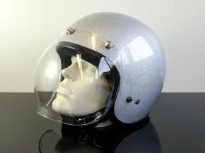 Bubblevisor, WINDSCHILD für Jethelm, HELM (Jet HELMET/Casque du jet), klar