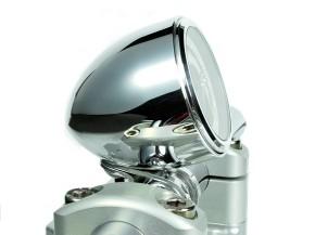 """TACHO-BECHER """"Streamline Cup"""" v. MOTOGADGET, Aluminium poliert, f. 22mm Lenker"""