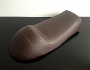 Cafe-Racer SEAT, universal, dark brown