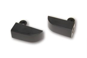 HIGHSIDER CNC indicator bracket black
